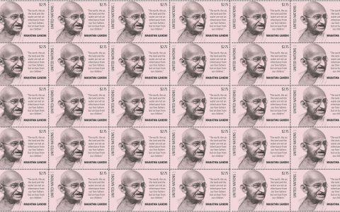 """国际非暴力日:联合国回顾""""甘地之路""""纪念甘地诞辰150周年"""
