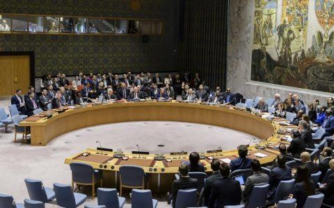制裁委员会主席:2019年达尔富尔没有发生大规模暴力事件