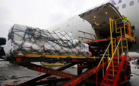 联合国儿基会向中国空运6吨物资支持应对新型冠状病毒疫情