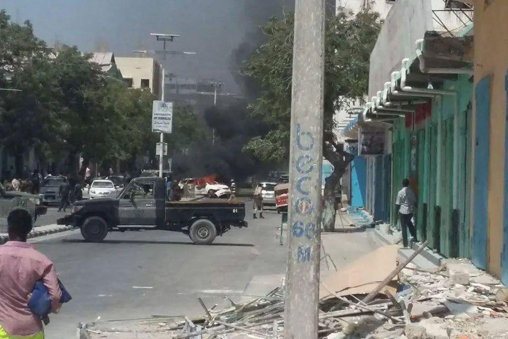 联合国谴责索马里体育场爆炸袭击事件