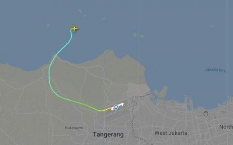 印尼斯里維加亚航空公司182航班起飞不久后失联