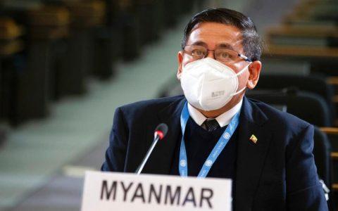 缅甸拒绝接受联合国人权理事会涉缅决议