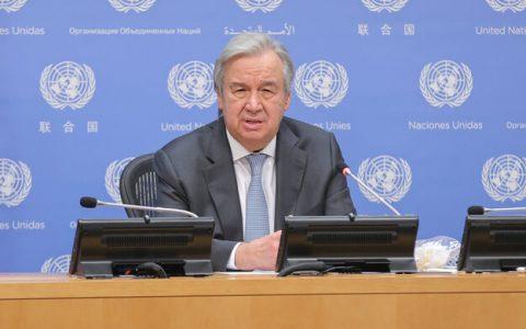也门认捐会议仅募得16.7亿美元,联合国秘书长表示失望